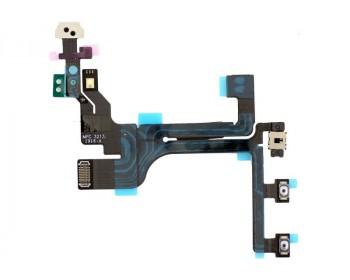 Шлейф кнопки включения и кнопок громкости для iPhone 5C